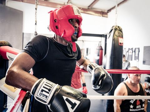 RUMBLE ATX BOXING & FITNESS
