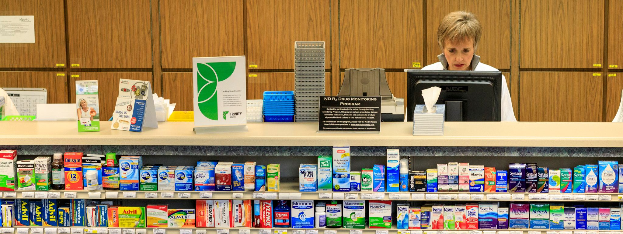 Welcome to B&B Northwest Pharmacy, where you receive prompt, appropriate services and individualized care from our professionally licensed pharmacists and technicians.