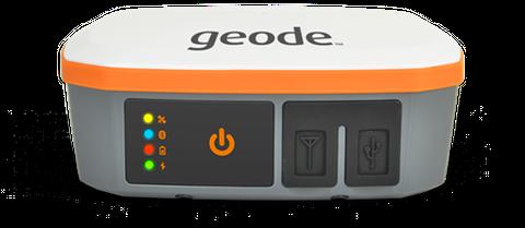 Geode Sub-Meter GPS Receiver
