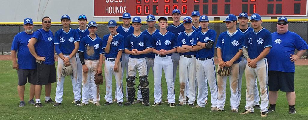 We're Proud to Sponsor Local Baseball Team