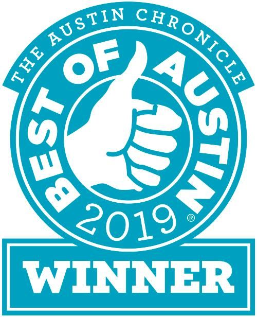 Best of Austin Winner