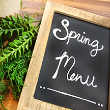 Spring Kerbey Lane Menu