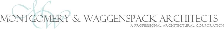 Montgomery & Waggenspack, Architects