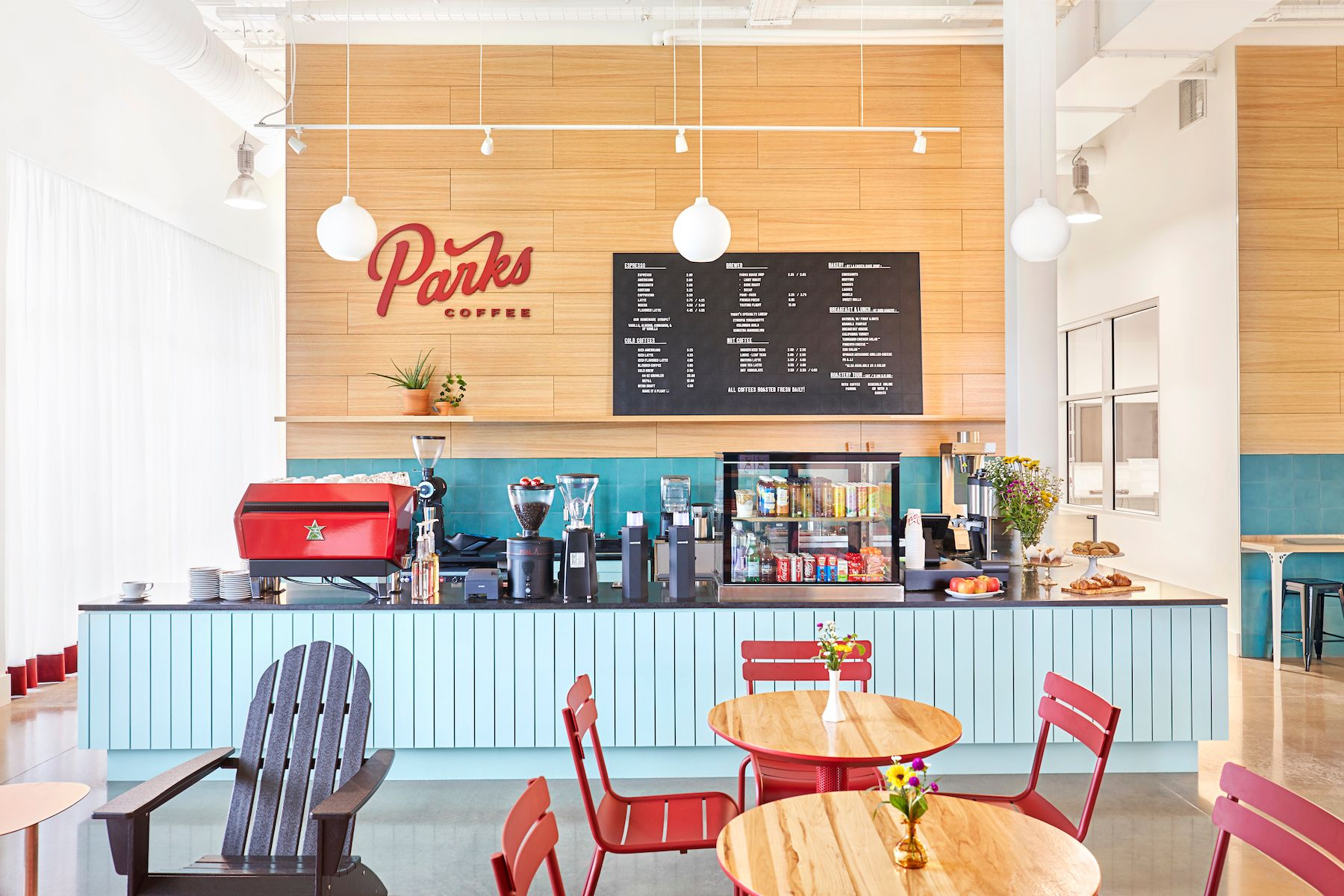 Parks Coffee Roastery & Cafe