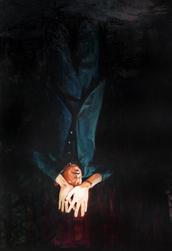 Elizabeth McDonald - Hanged man