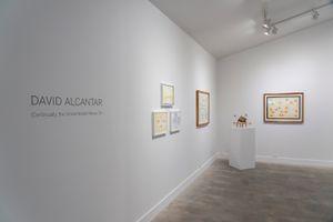 David Alcantar - Continually, the Unnameable Moves On