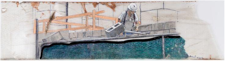 Raul Gonzalez - Building a Brick Wall