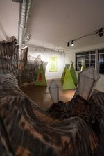 Installation by Crim City Collective