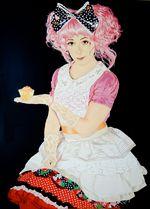 Kaci Beeler - Sugar Mama (Alter-Ego Self Portrait #1)
