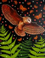 Stephanie Chambers  - Flying Owl - It was Time to Move On