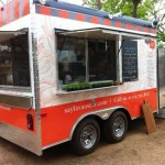 Cinco de Mayo at LaV, Austin's newest food trailer