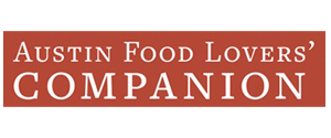 Austin Food Lover's Companion logo for Cultivate PR Austin