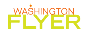 Washington Flyer logo for Cultivate PR of Austin