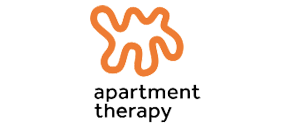 Apartment Therapy logo for Cultivate PR of Austin
