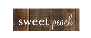 Sweet Peach Blog logo for Cultivate PR of Austin