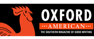 Oxford American logo for Cultivate PR of Austin