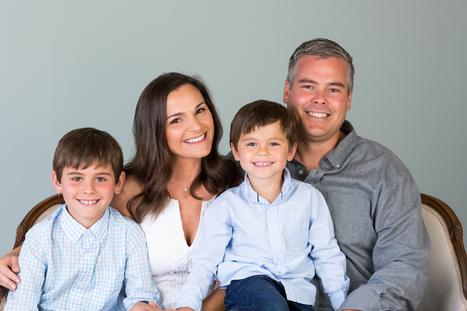 Family of 4 Portrait Ideas