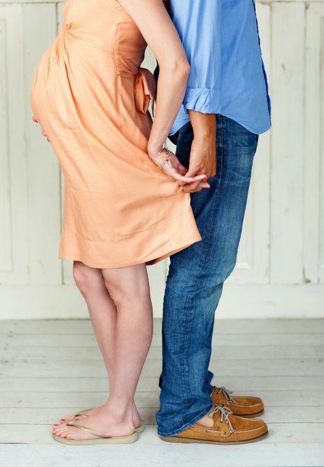 Maternity Photography Ideas With Husband