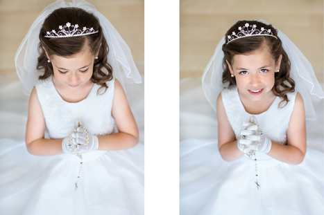 First Holy Communion Photography Ideas