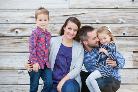 Outdoor Family Photos Ideas