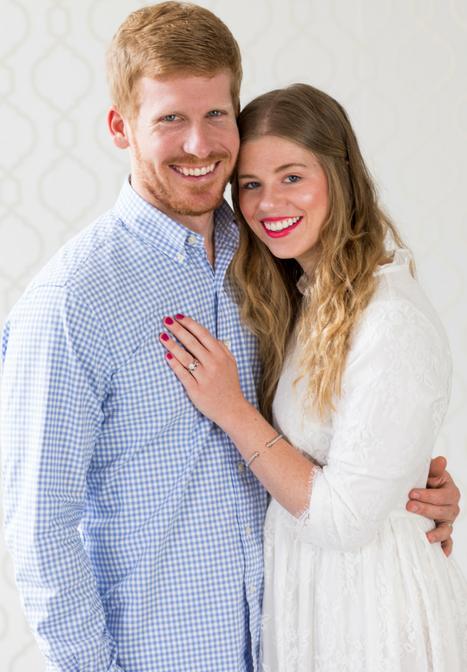 Engagement Portraits Ideas
