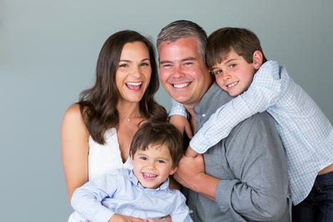 Family Portrait Outfit Ideas