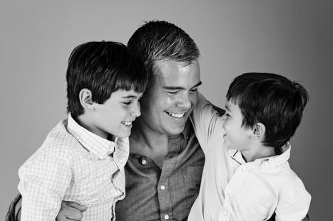 Family Portraits of 3