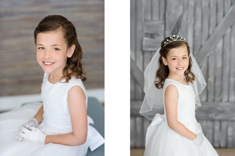 Holy Communion Photography Ideas