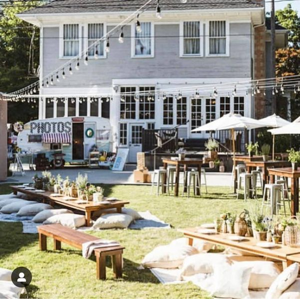 Outdoor Wedding Venue in CDA Idaho