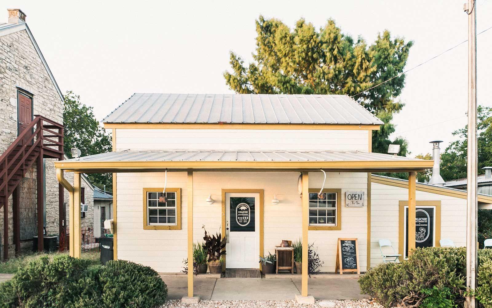 Espresso in Fredericksburg, Texas