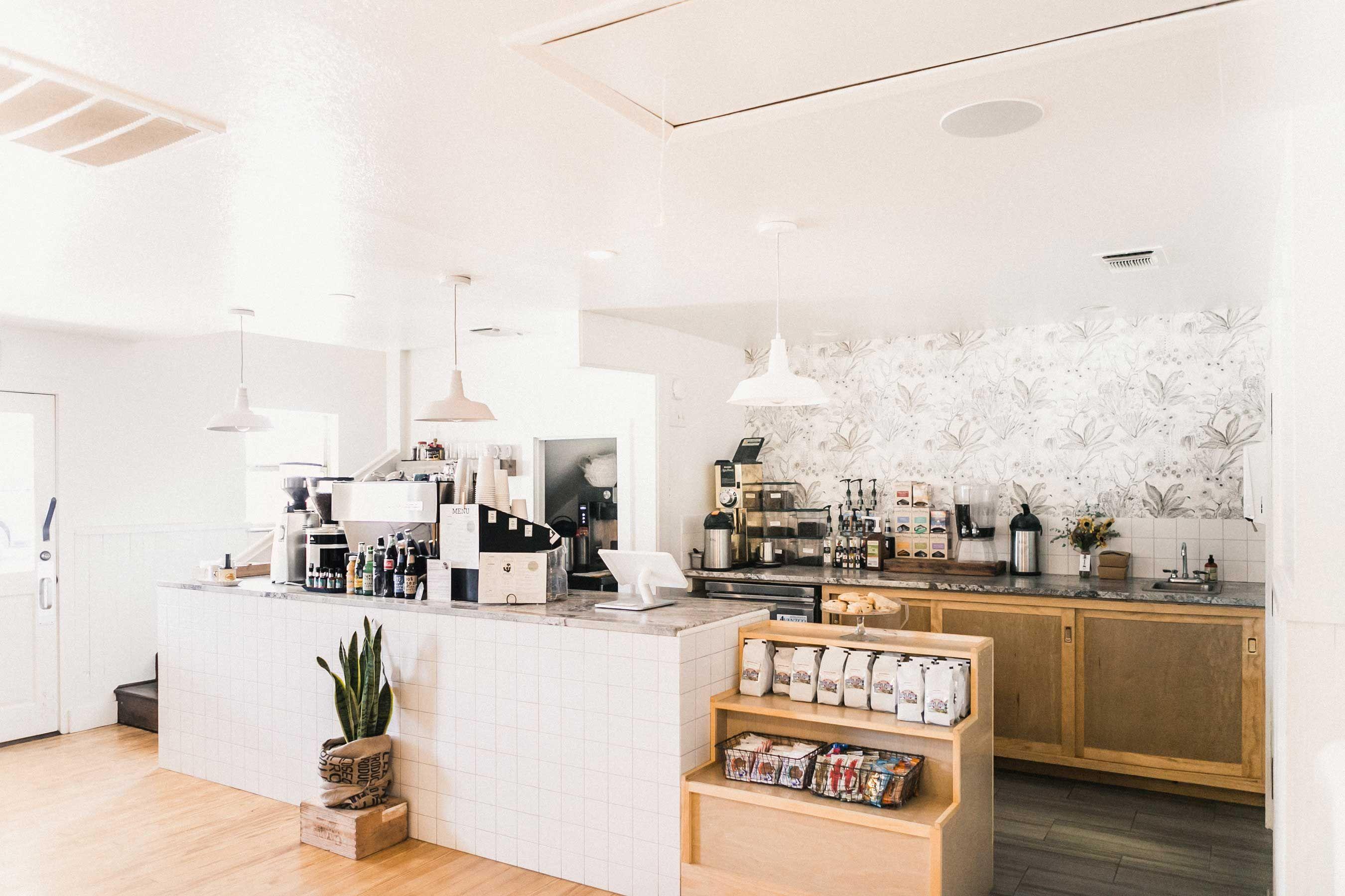 Coffee Shop & Brunch Cafe in Fredericksburg, Texas
