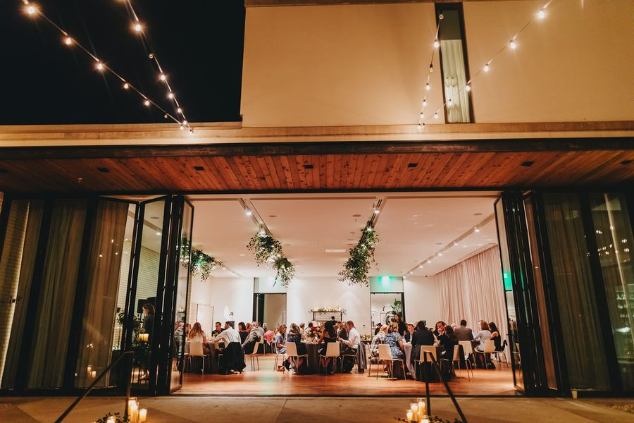 corporate holiday party venue austin