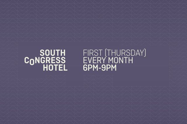 first thursday south congress hotel