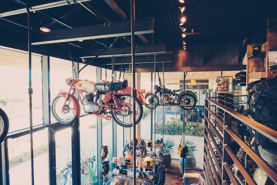 Revival Cycles at South Congress Hotel