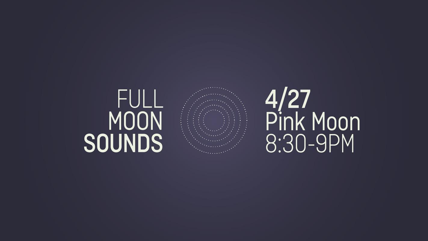Full Moon Sounds