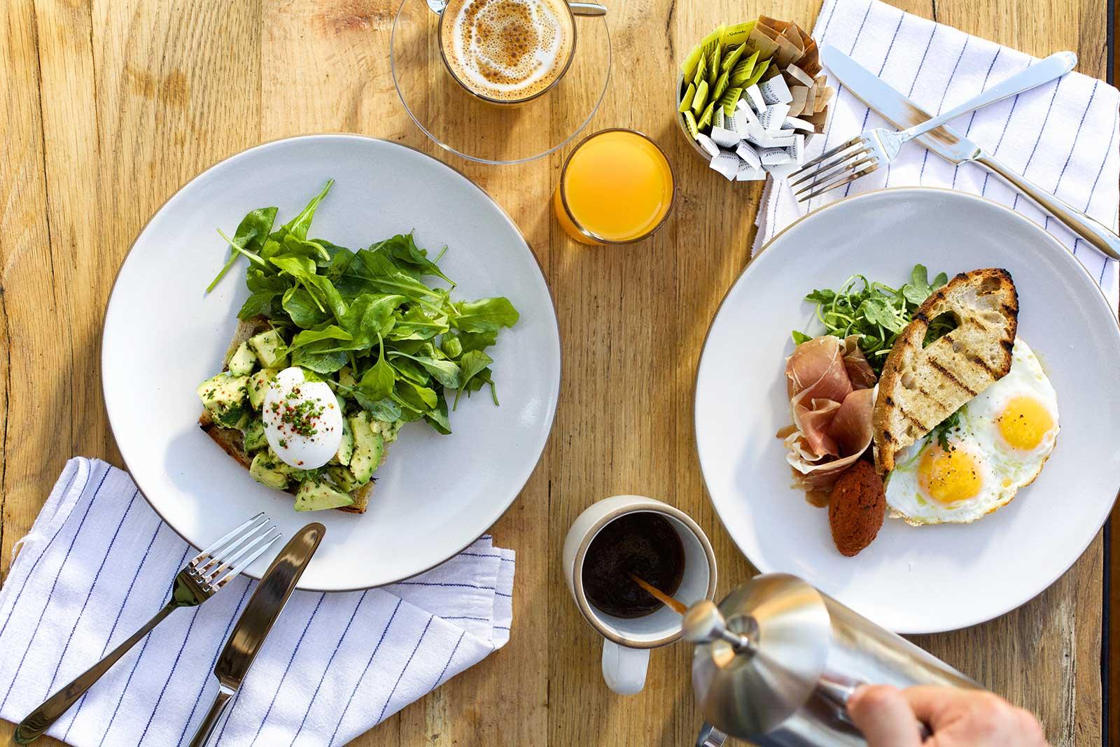 Cafe No Se food dishes