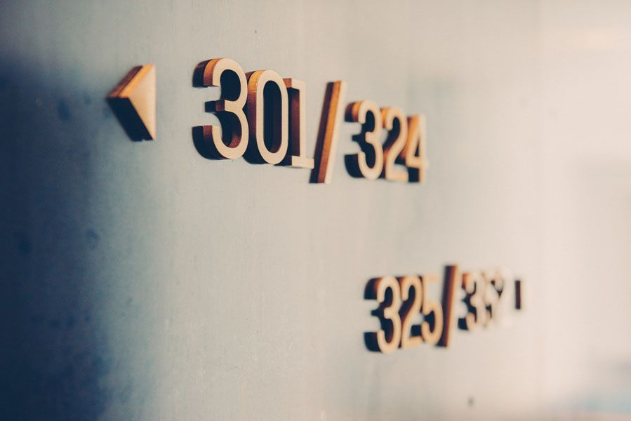 South Congress Hotel room numbers