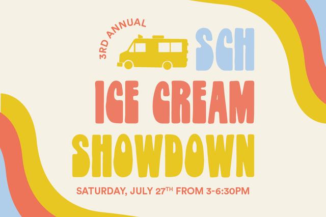SCH 3rd Annual Ice Cream Showdown