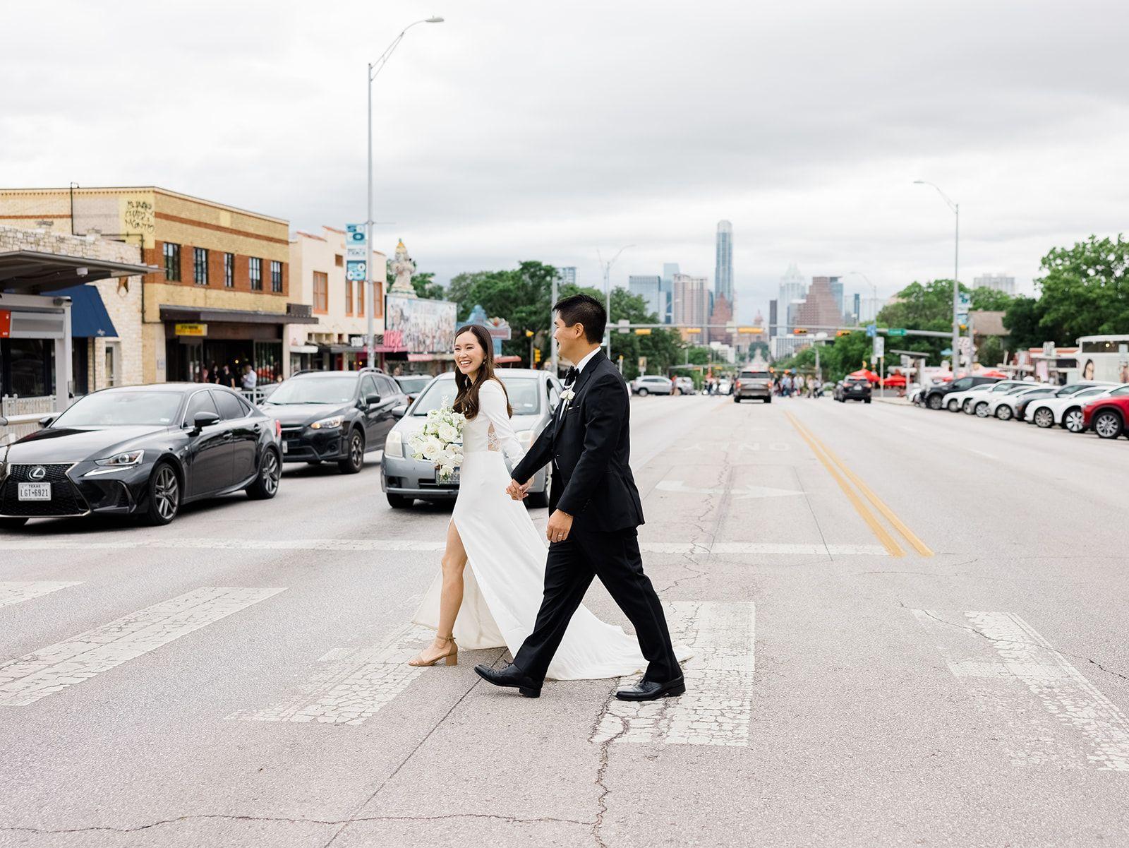 South Congress Wedding Photos