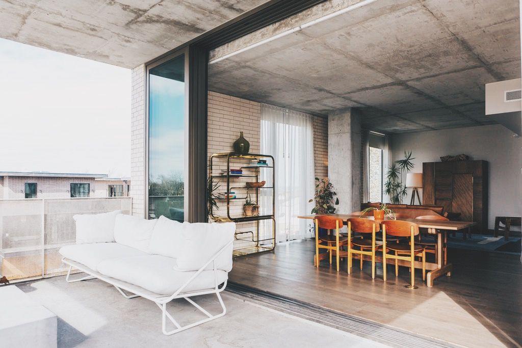 Milton Suite Living Space