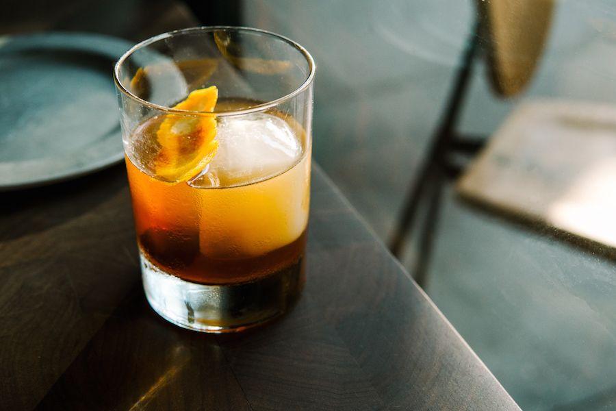 Central Standard cocktail