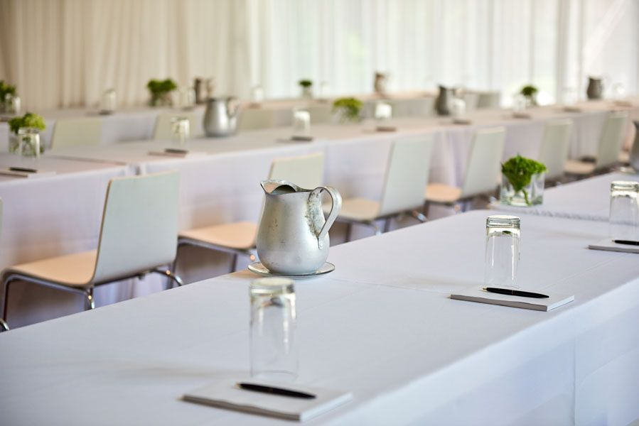 Event space at South Congress Hotel