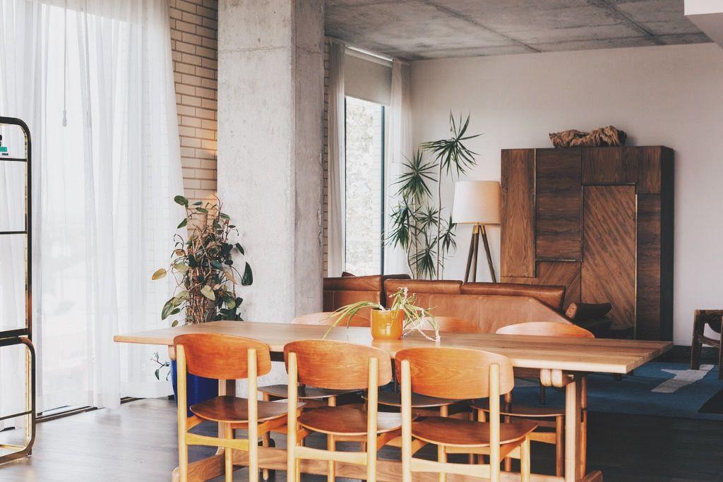 Milton Suite Dining Area