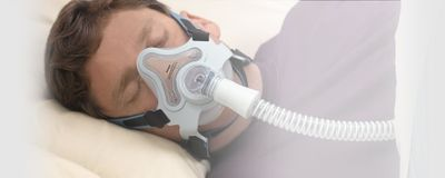 Breathing Machine for Sleeping