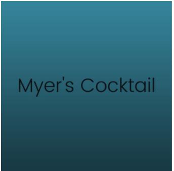 Myer's Cocktail IV Waterloo Iowa