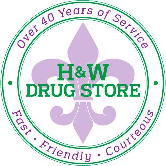 RI - H & W Drug Store