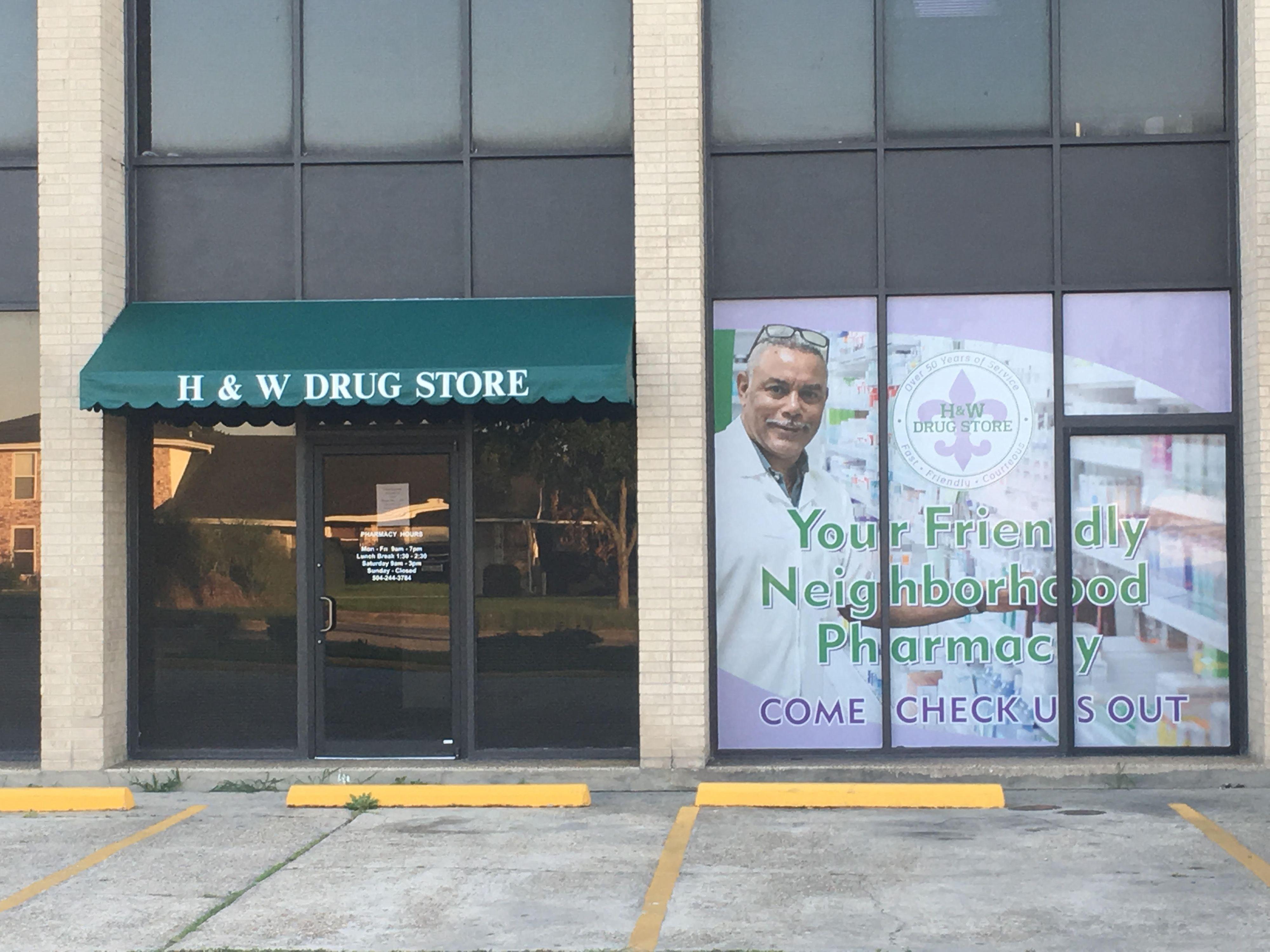 H & W Drug Store