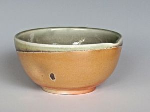 karen-hembree-small-pouring-bowl- celadon-interior-soda-fire.jpg