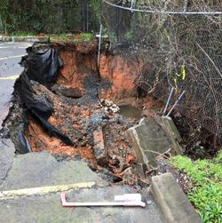 GPRS Locates Underground Using Video Pipe Inspection, North Carolina