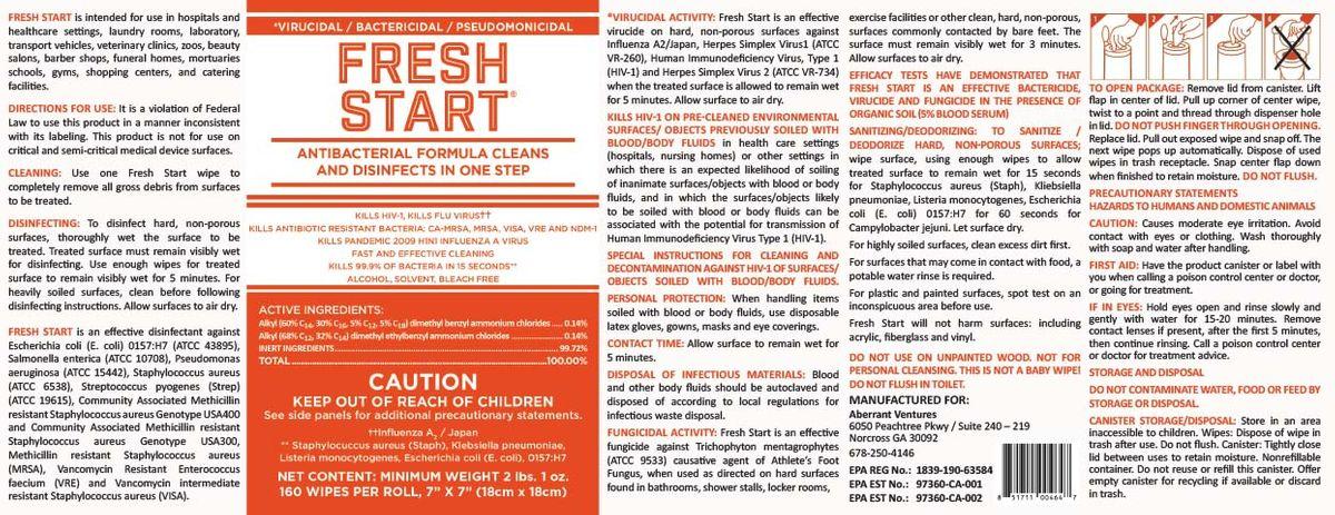 Fresh Start  Sani Wipes Label.jpg
